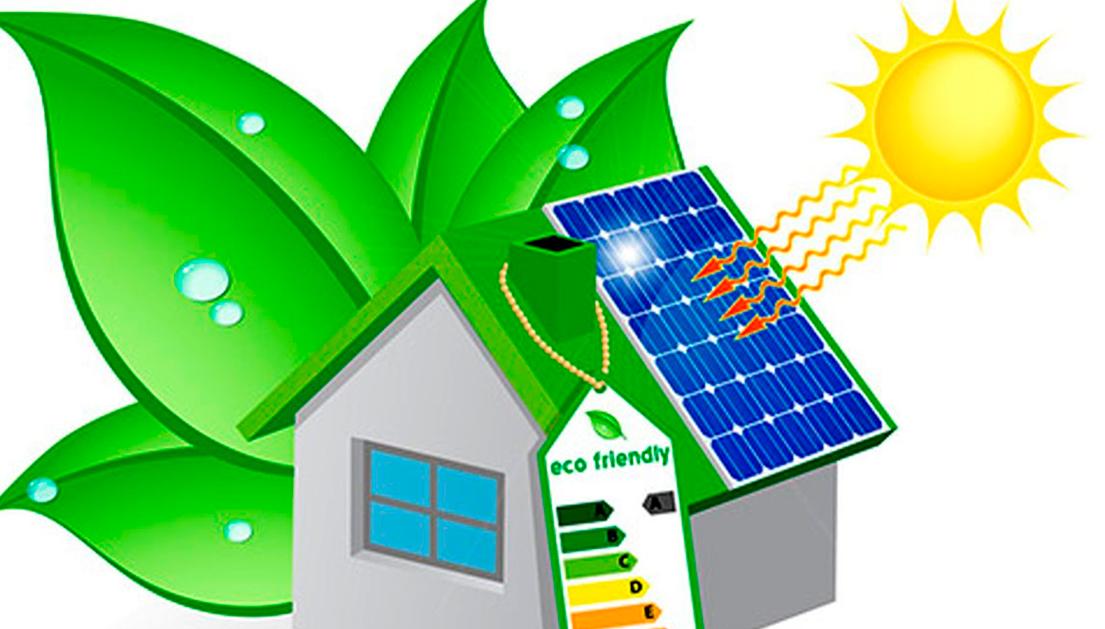 sistema fotovoltaico es respetuoso con el medio ambiente